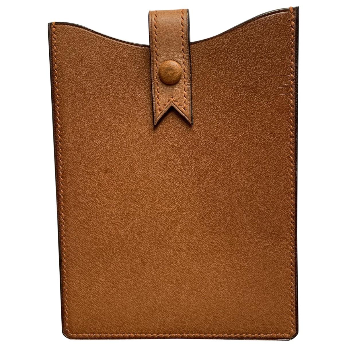 La Contrie - Accessoires   pour lifestyle en cuir - marron