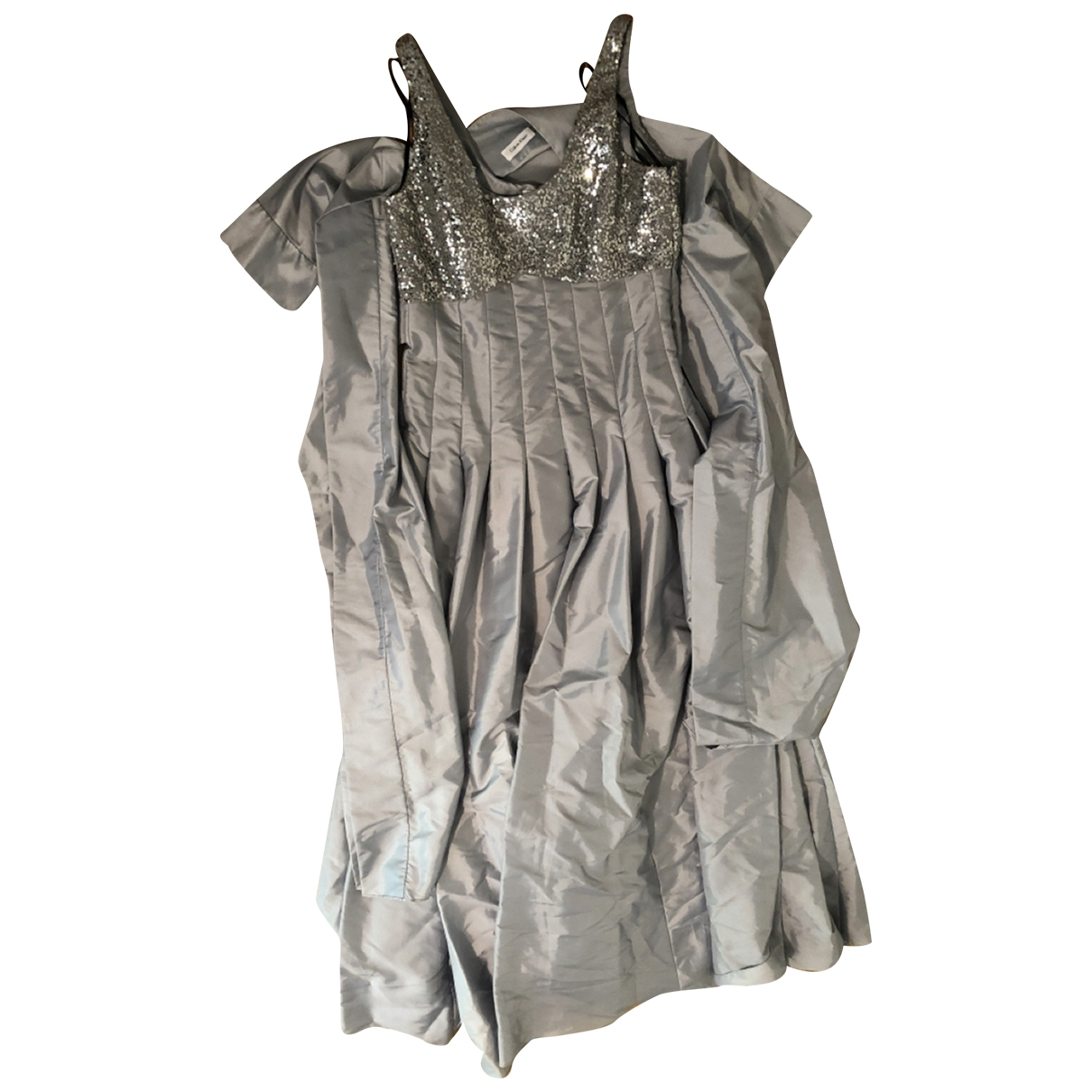 Calvin Klein \N Grey dress for Women 6 US