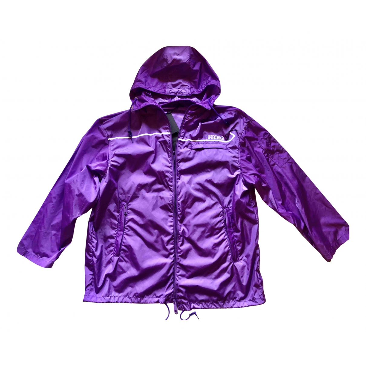 Prada \N Purple jacket for Women M International