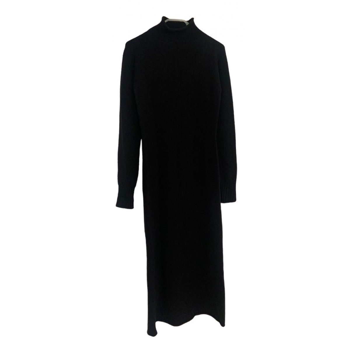Celine - Robe   pour femme en laine - noir