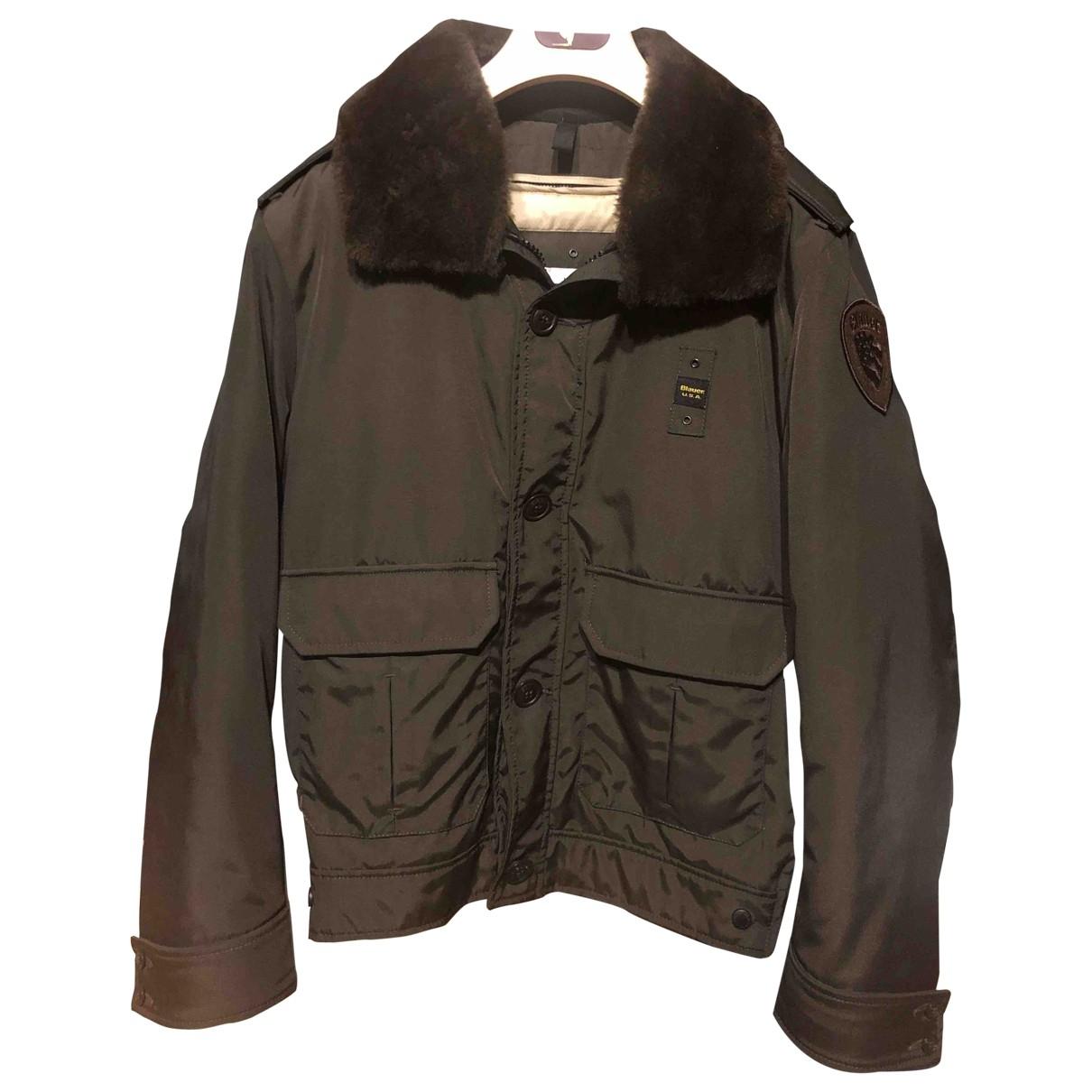 Blauer \N Brown jacket  for Men L International
