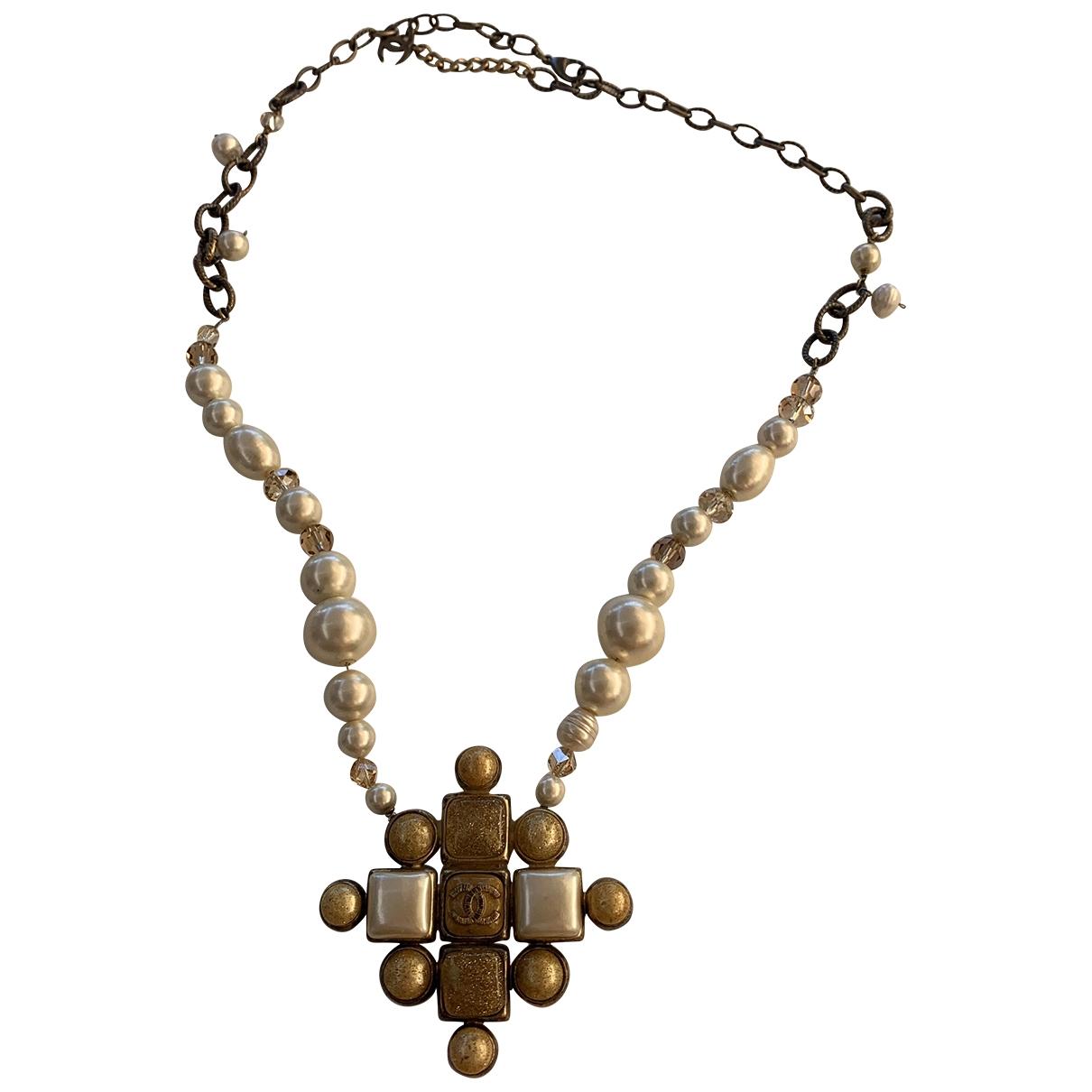 Collar Baroque de Perlas Chanel