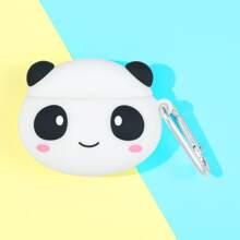 Funda de Airpods en forma de panda