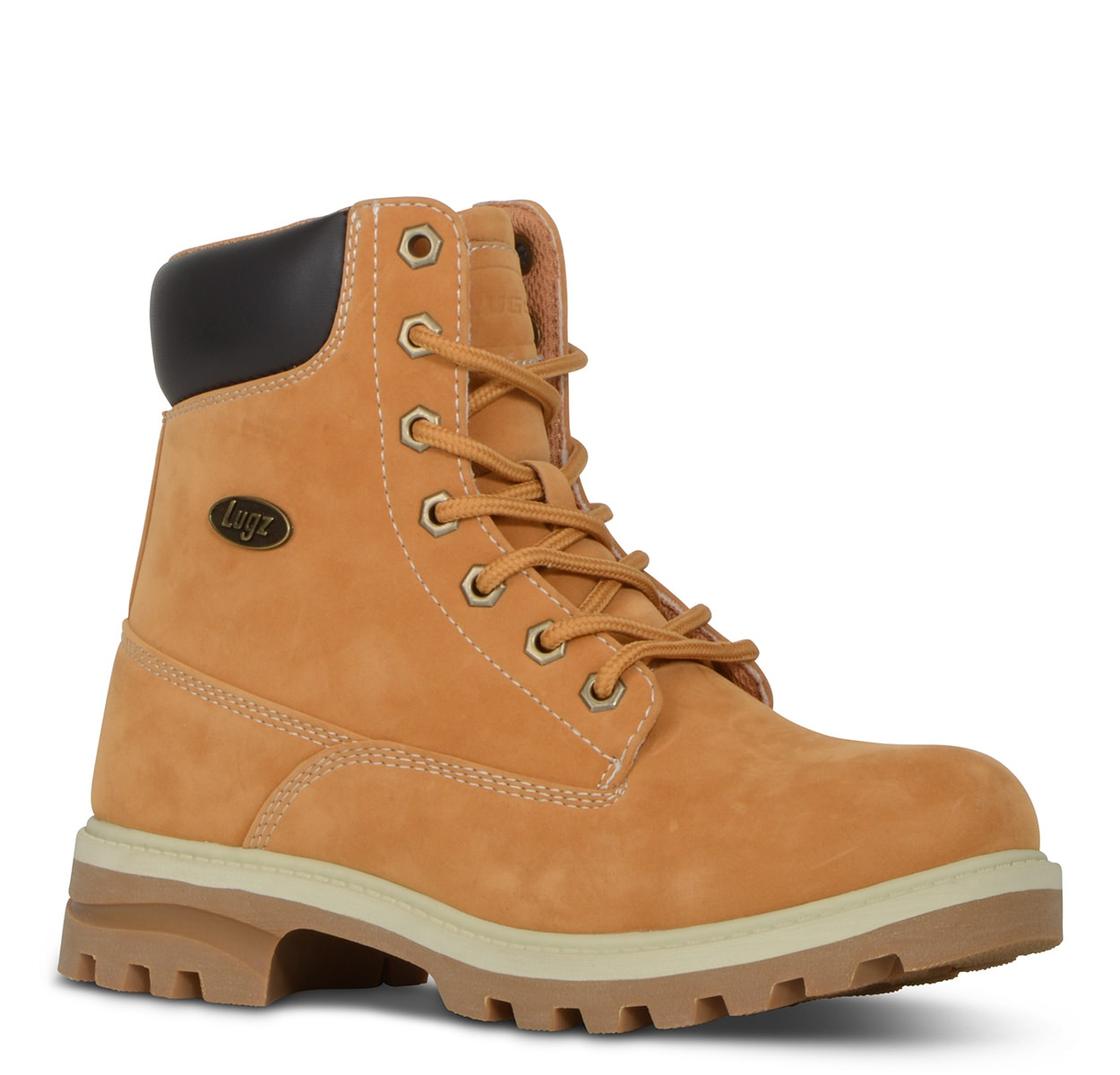 Women's Empire Hi Water Resistant 6-Inch Boot (Choose Your Color: GOLDEN WHEAT/CREAM/BARK, Choose Your Size: 5.5)