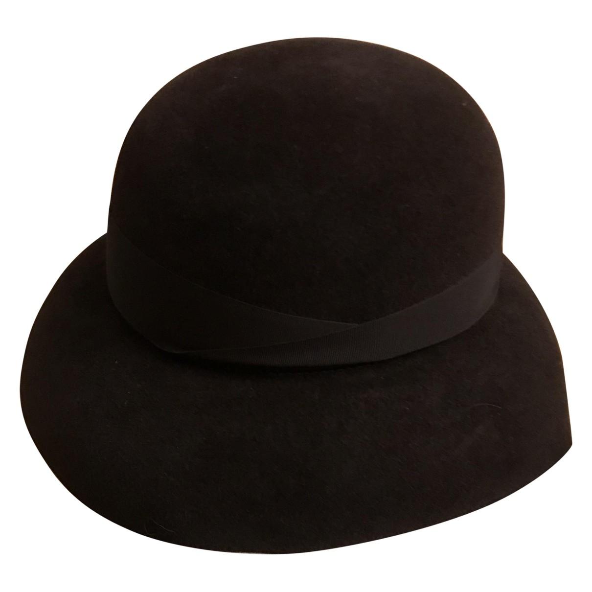 Borsalino - Chapeau   pour femme en fourrure - marron