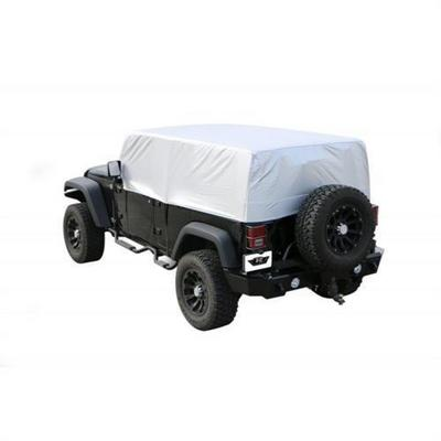 Rampage Cab Cover (Silver) - 2264