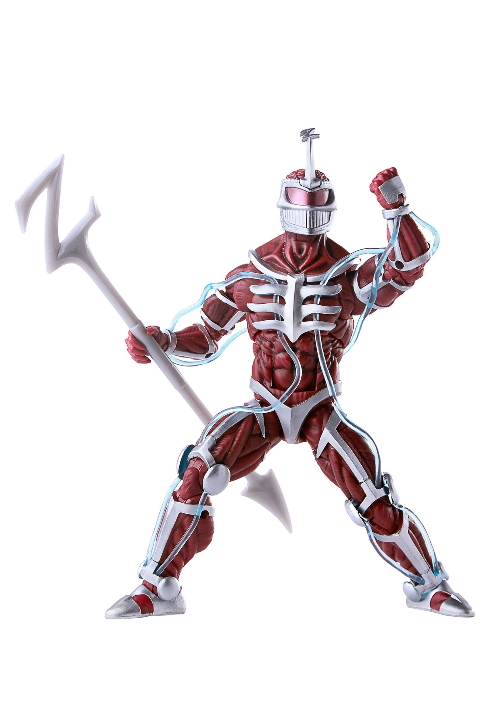 Power Rangers Lightning Collection Lord Zedd 6in Action Figure