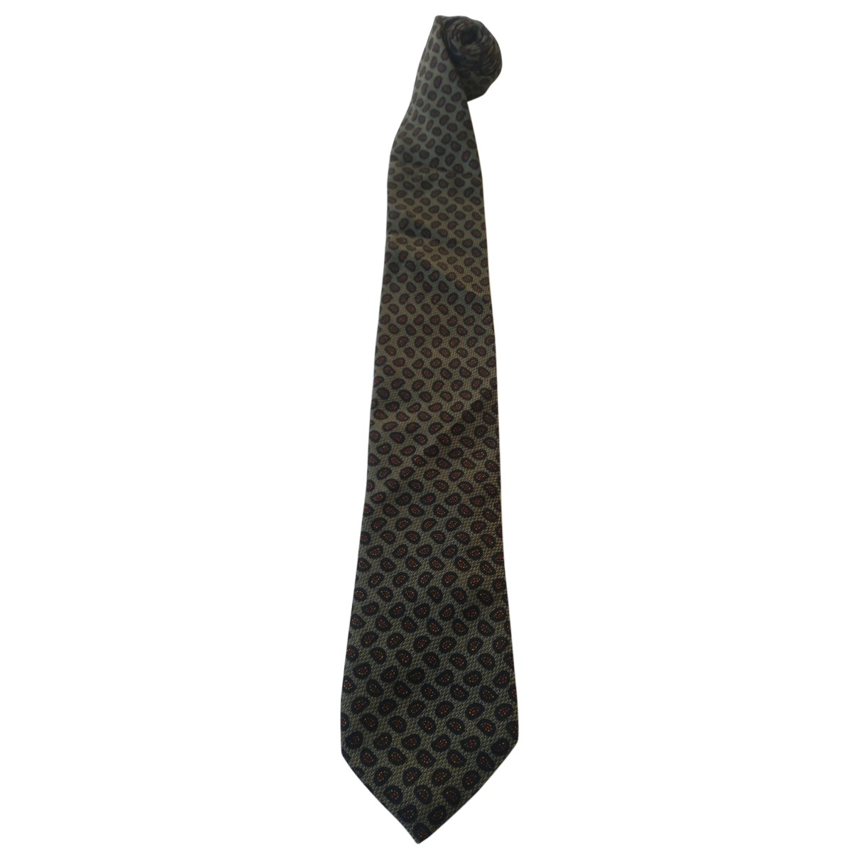 Giorgio Armani - Cravates   pour homme en soie - multicolore