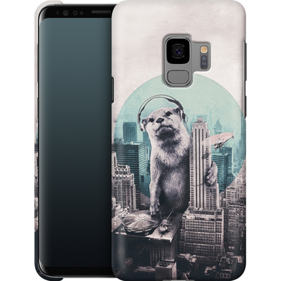 Samsung Galaxy S9 Smartphone Huelle - DJ von Ali Gulec