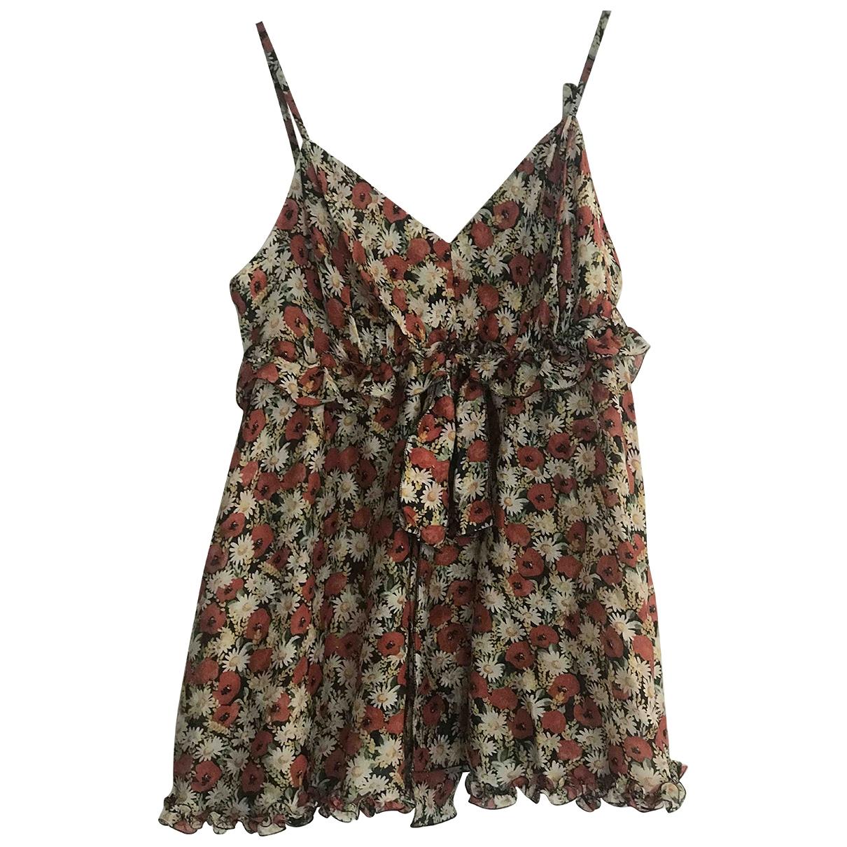 Camiseta de tirantes de Seda Dolce & Gabbana