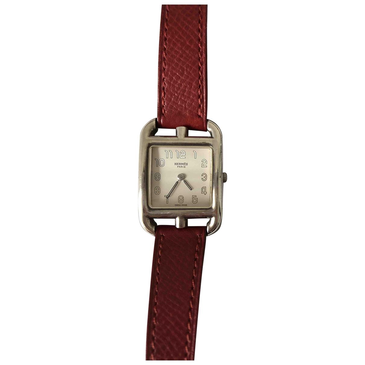Reloj Cape Cod de Plata Hermes