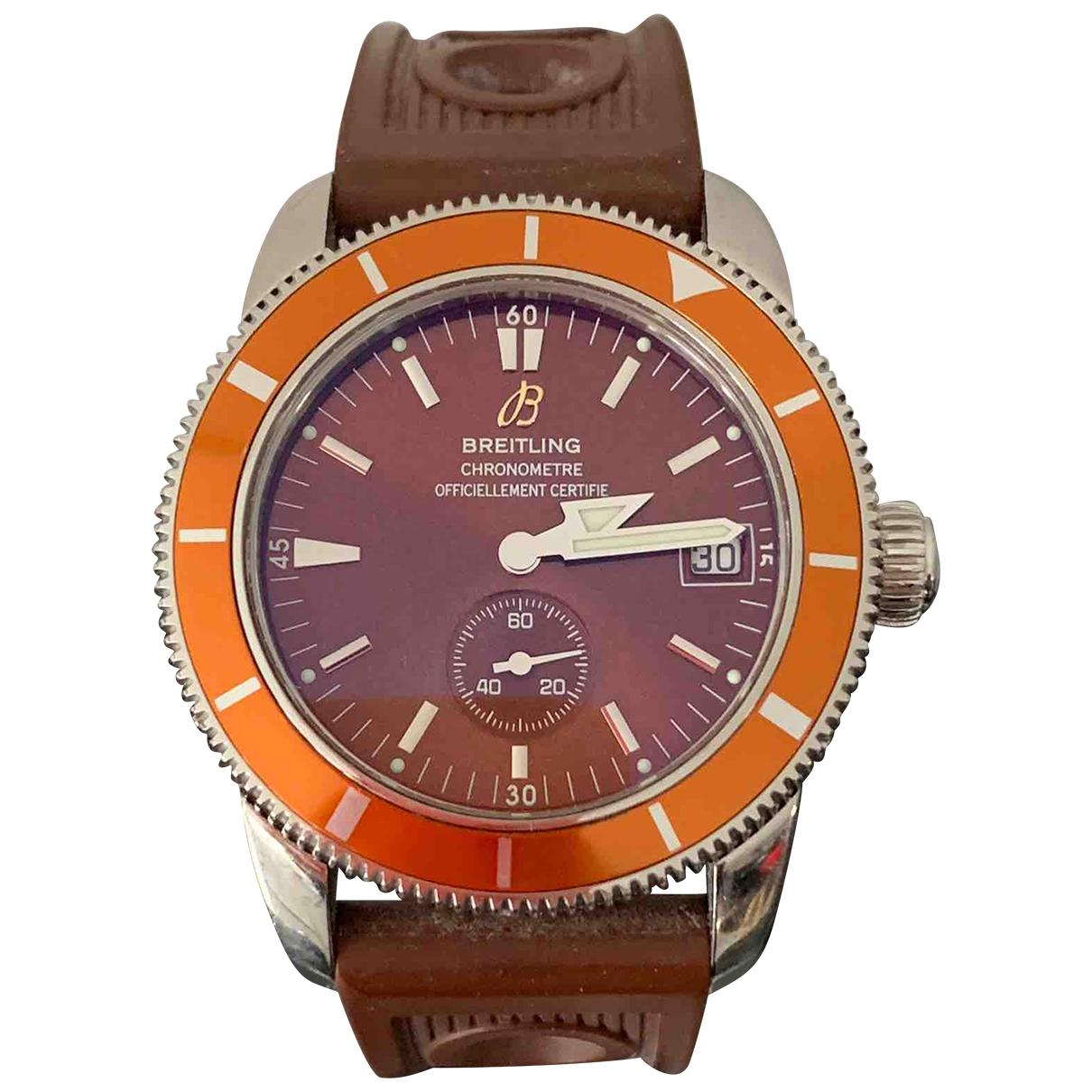 Reloj SuperOcean Breitling