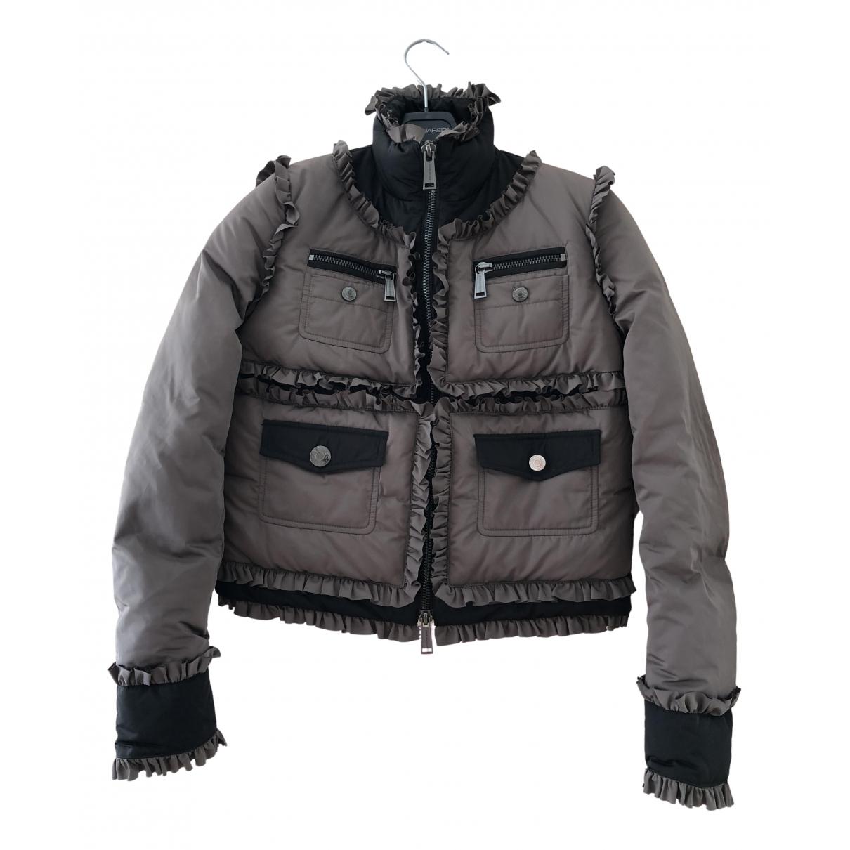 Dsquared2 - Manteau   pour femme - marron
