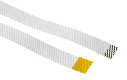 Molex PREMO-FLEX FFC JUMPER FFC Jumper Cable, 0.5mm Pitch, 14 Way, 152mm Cable Length (5)