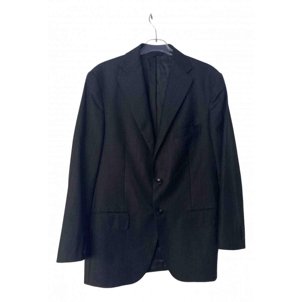 Boggi N Grey Wool jacket  for Men 50 IT