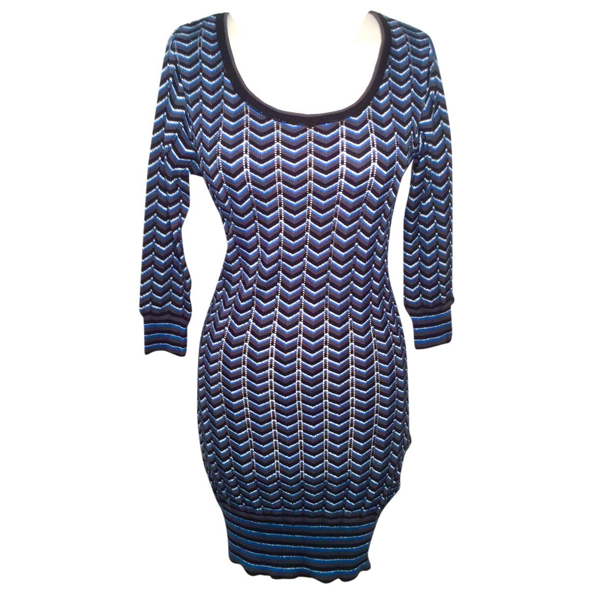 M Missoni \N Blue dress for Women 40 IT