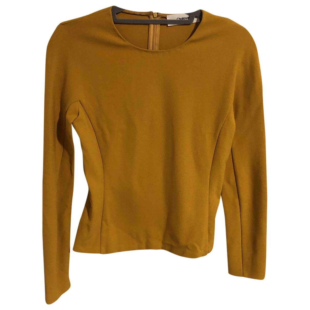 Chalayan \N Yellow  top for Women 42 FR