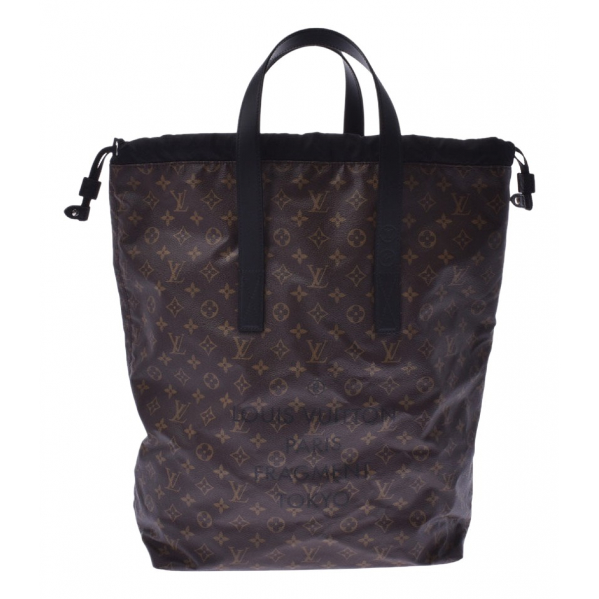 Cabas de Lona Louis Vuitton