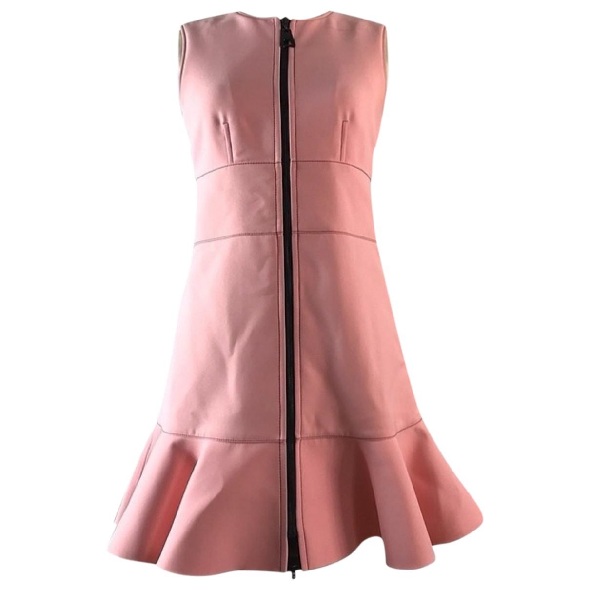 Louis Vuitton \N Pink dress for Women 38 FR