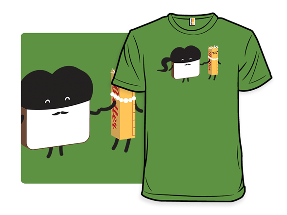 Bread And Butter True Love T Shirt