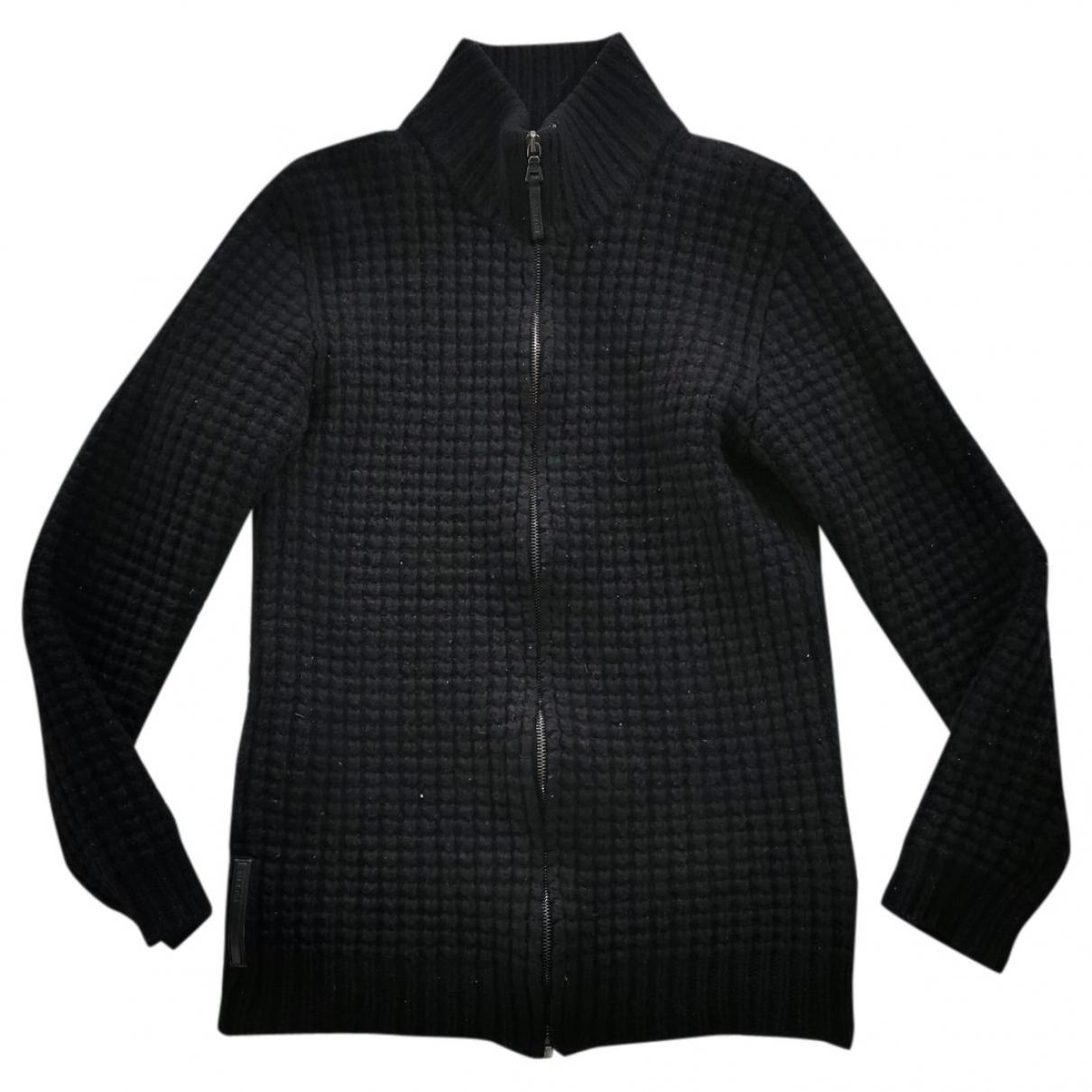 Prada \N Black Wool Knitwear for Women M International