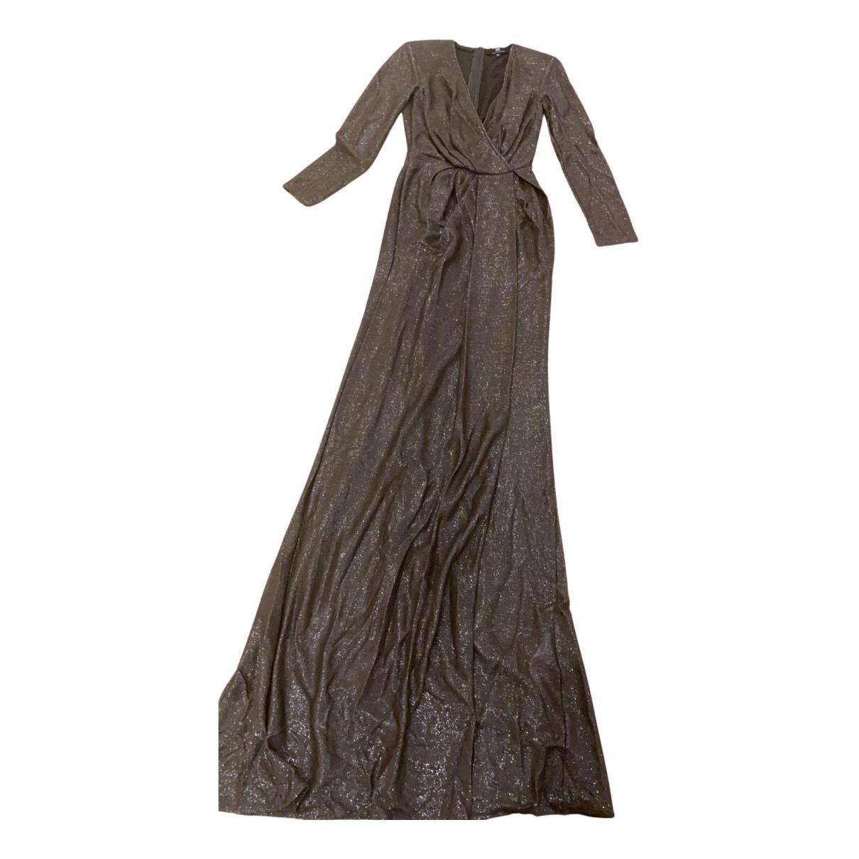 Elisabetta Franchi - Robe   pour femme - marron