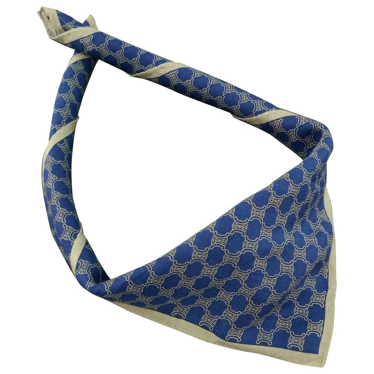 Celine \N scarf & pocket squares for Men \N