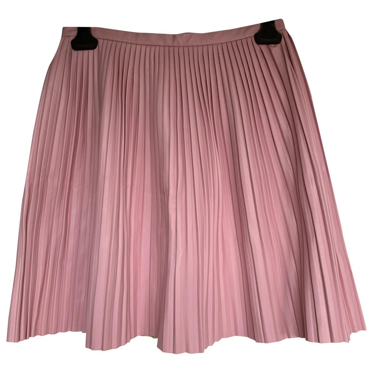 Tibi - Jupe   pour femme - rose