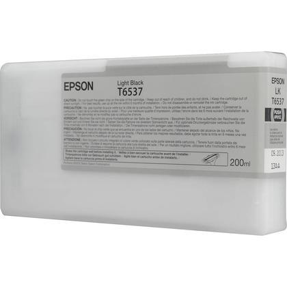 Epson T653700 cartouche d'encre originale noire clair