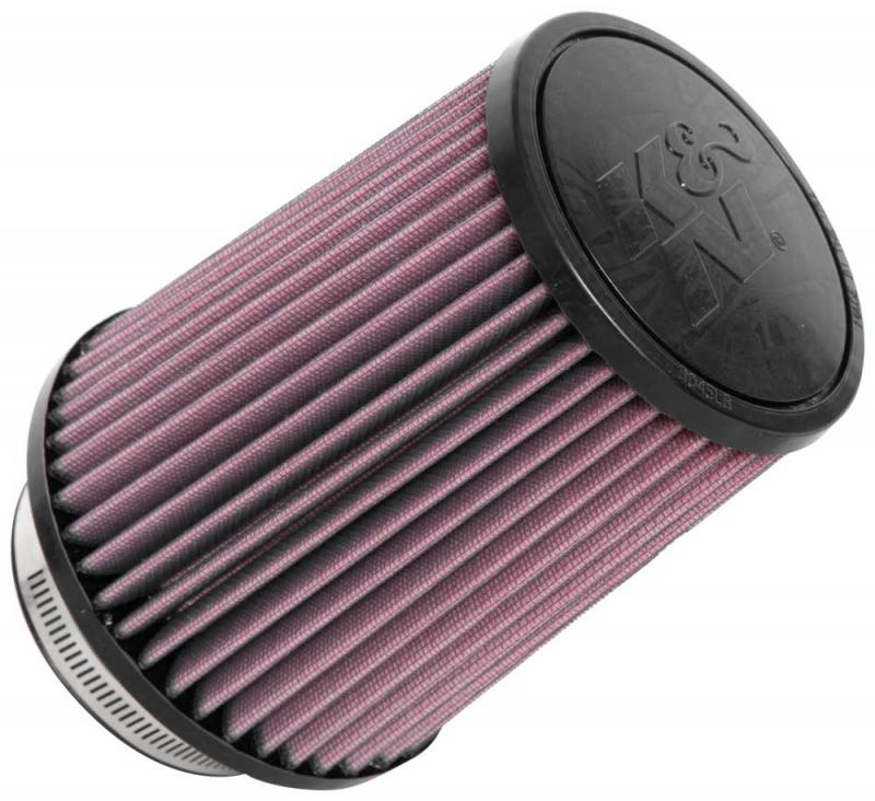 K&N Universal Clamp On Air Filter 165mm x 140mm x 114mm