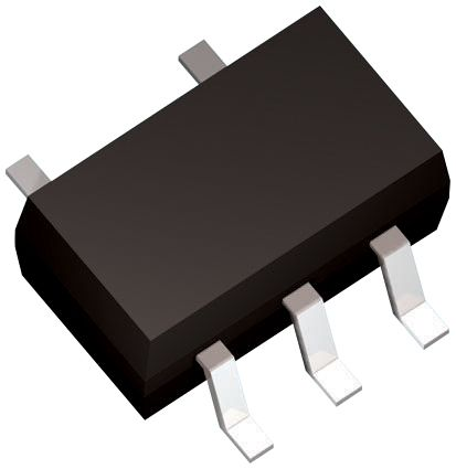 DiodesZetex 74AHC1G32W5-7 2-Input OR Logic Gate, 5-Pin SOT-25 (100)