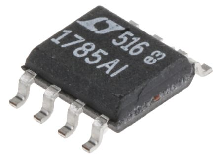 Analog Devices LT1785AIS8#PBF, Line Transceiver, RS-422, RS-485, 18 V, 8-Pin SOIC (2)