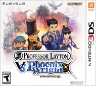 Professor Layton vs. Phoenix Wright: Ace Attorney
