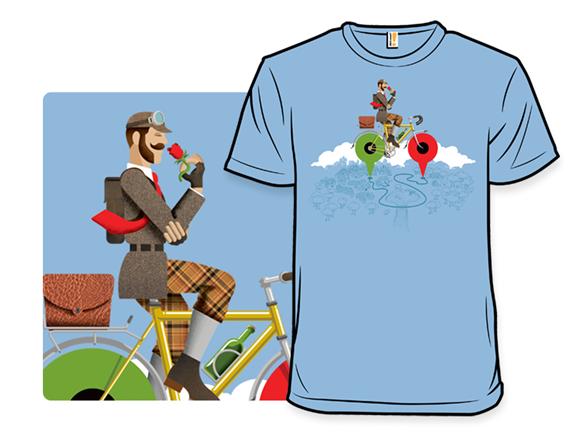 Pedals And Petals T Shirt