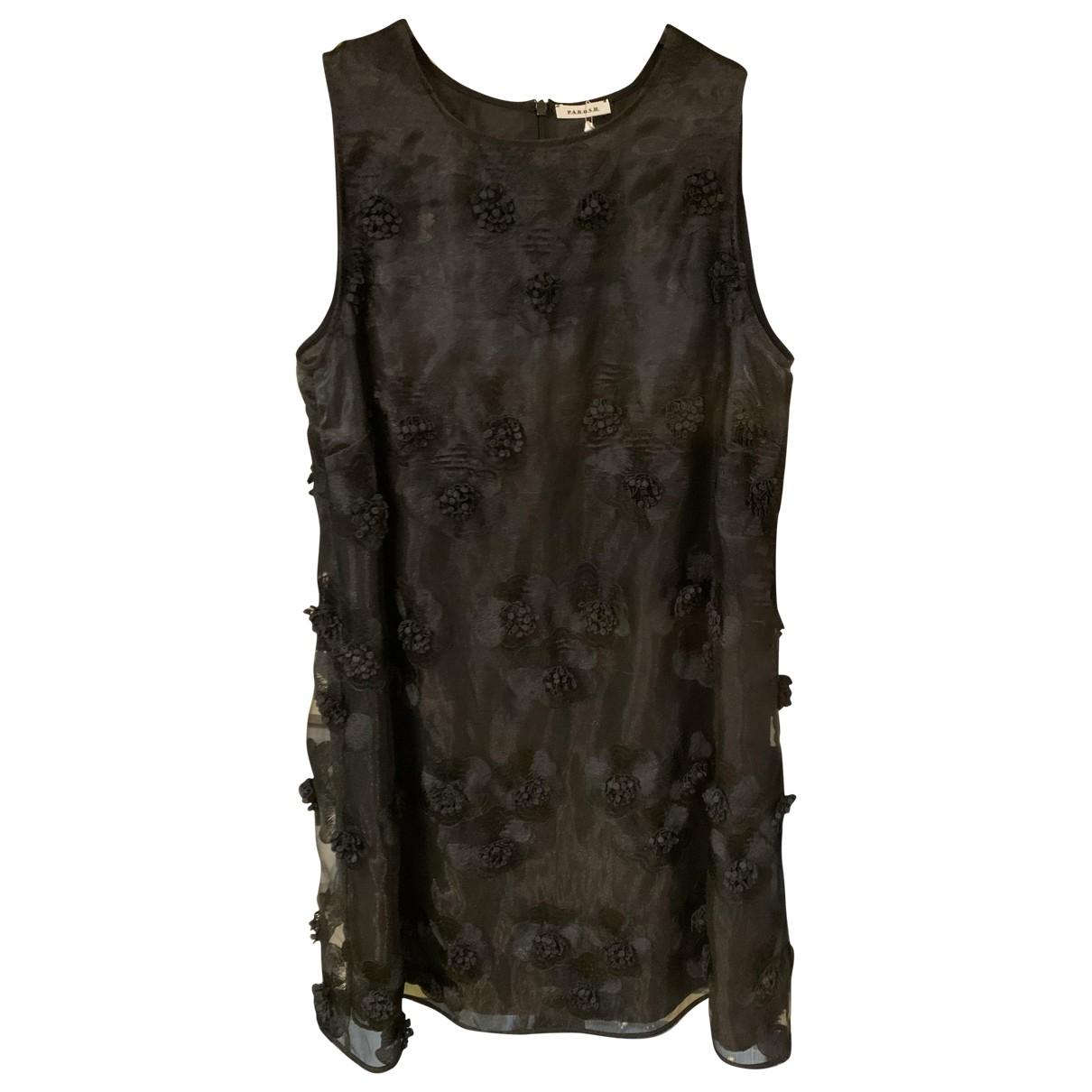 Parosh - Robe   pour femme - noir