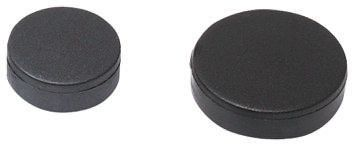 MEC Black Modular Switch Cap, for use with 3F Series Push Button Switch, Cap (10)