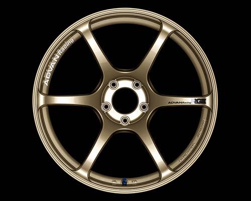 Advan RGIII Wheel 17x7 4x100 42mm Gold