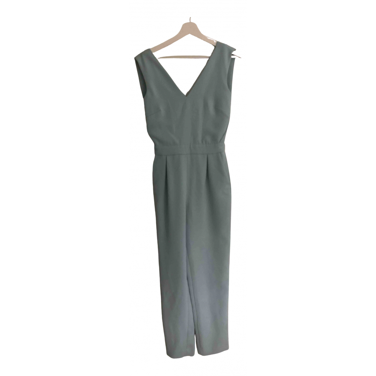Massimo Dutti N Blue jumpsuit for Women 34 FR