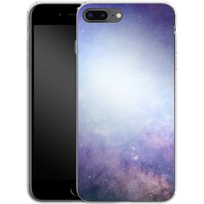 Apple iPhone 7 Plus Silikon Handyhuelle - Star Nebula von caseable Designs