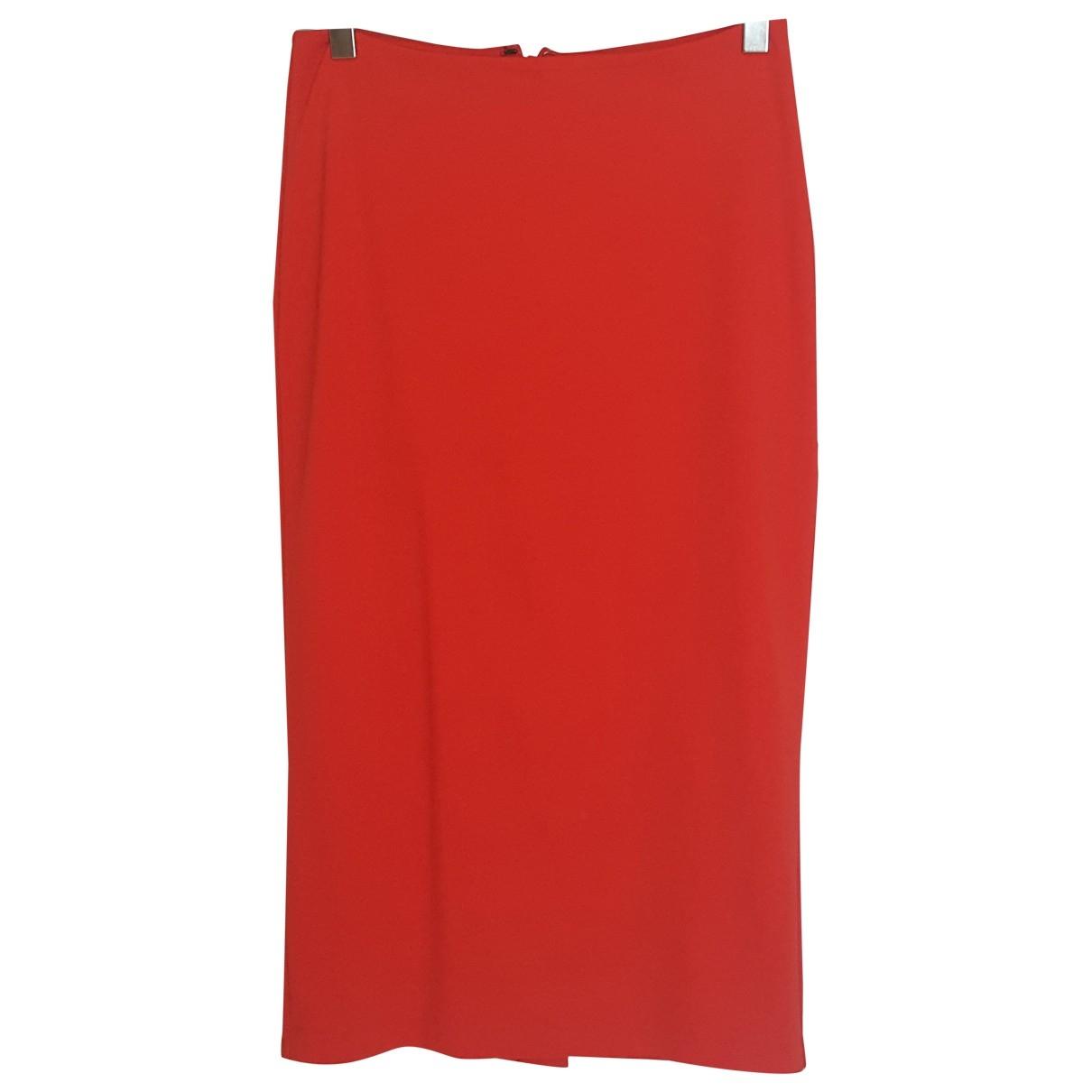 T By Alexander Wang \N Orange skirt for Women S International