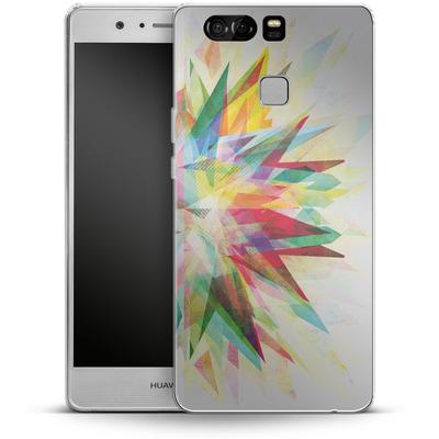 Huawei P9 Silikon Handyhuelle - Colorful 6 von Mareike Bohmer
