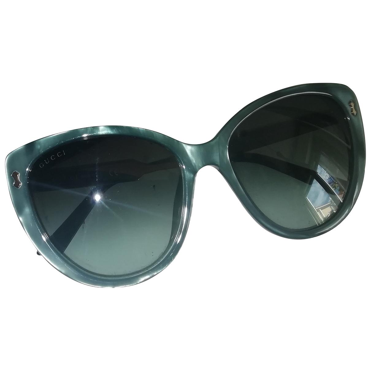 Gucci N Green Sunglasses for Women N