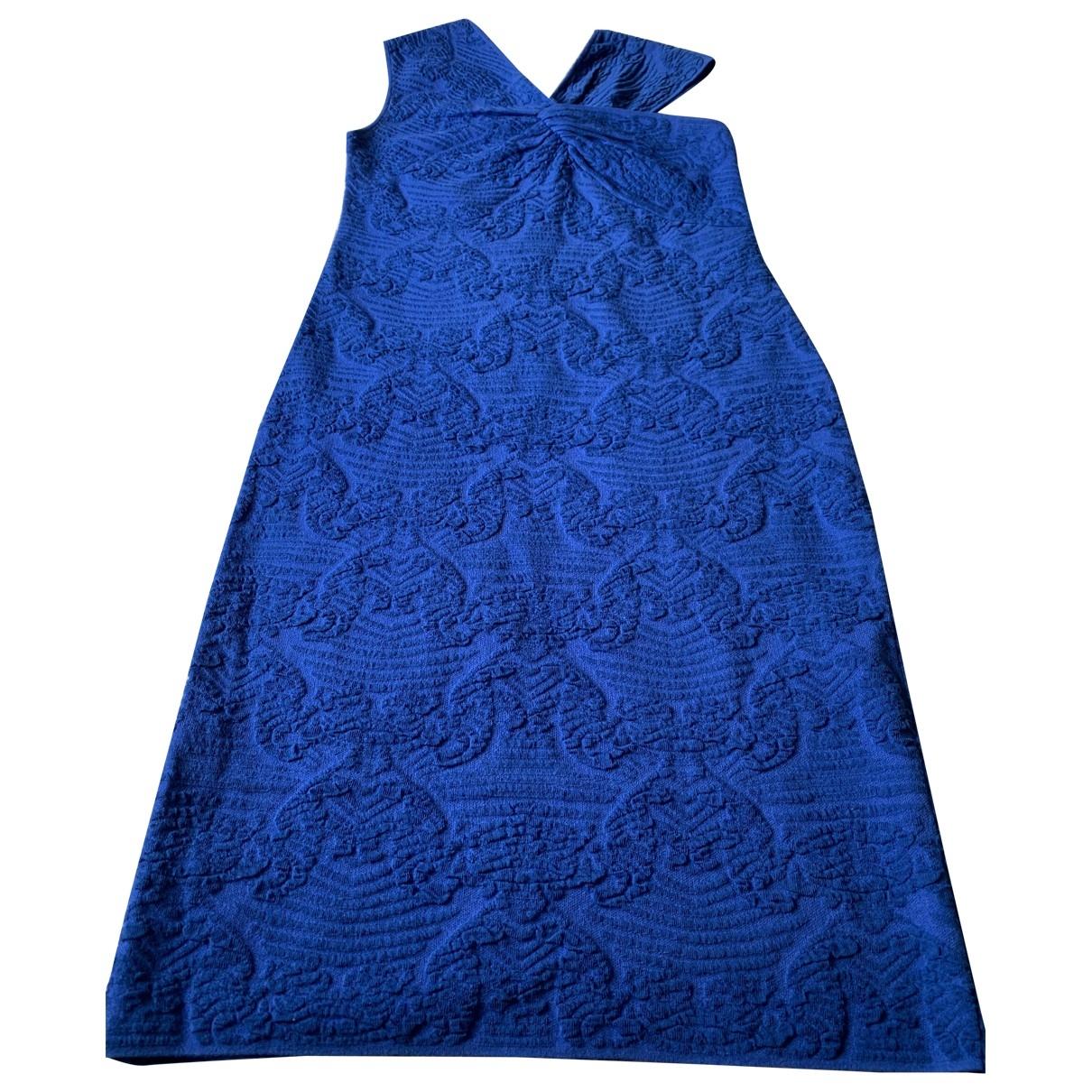 M Missoni \N Blue dress for Women 42 IT