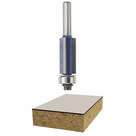 Bosch 1/2 In. x 1 In. Carbide Tipped 3-Flute Flush Trim Bit