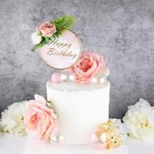 Geburtstage Kuchen Topper