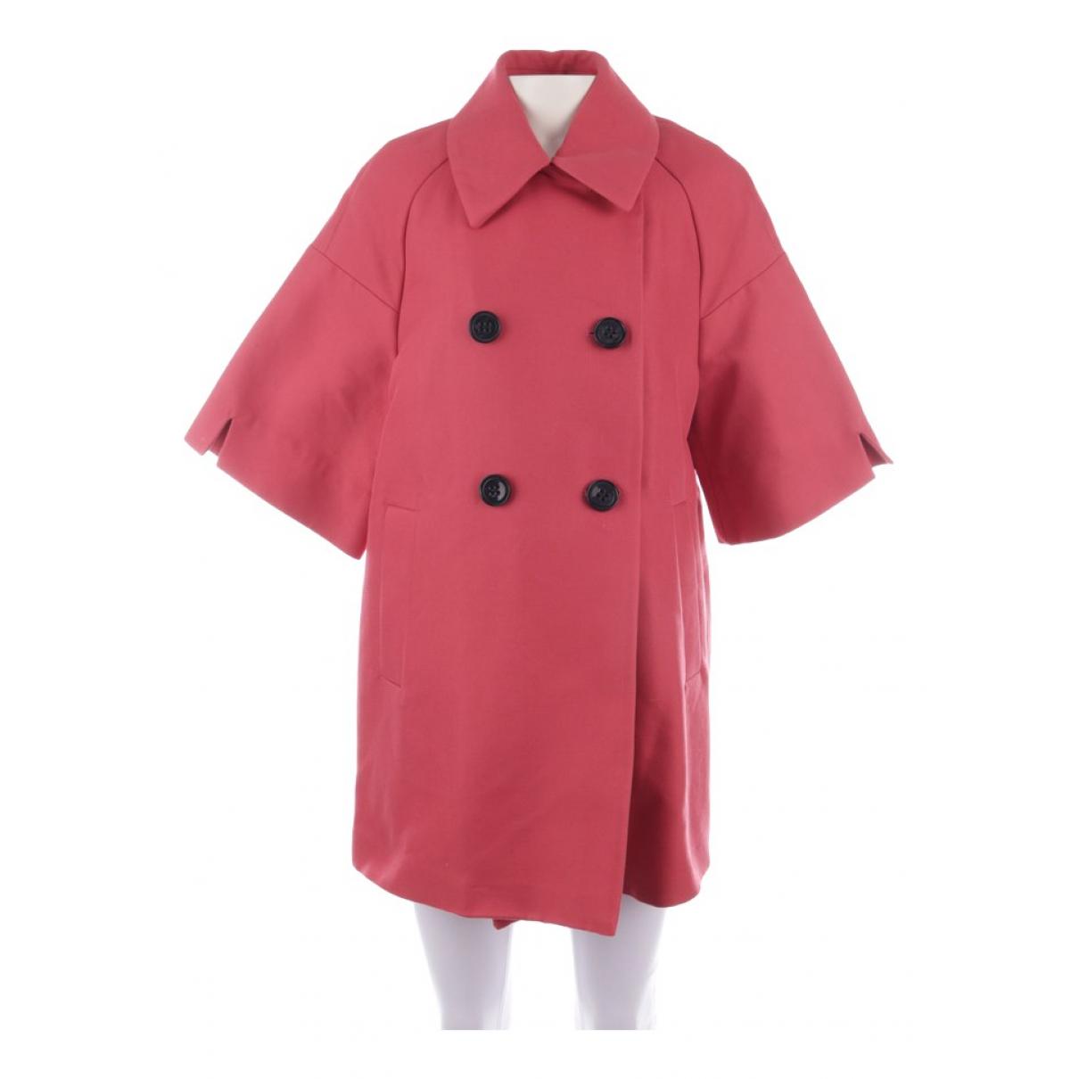 Dorothee Schumacher - Veste   pour femme en coton - rose