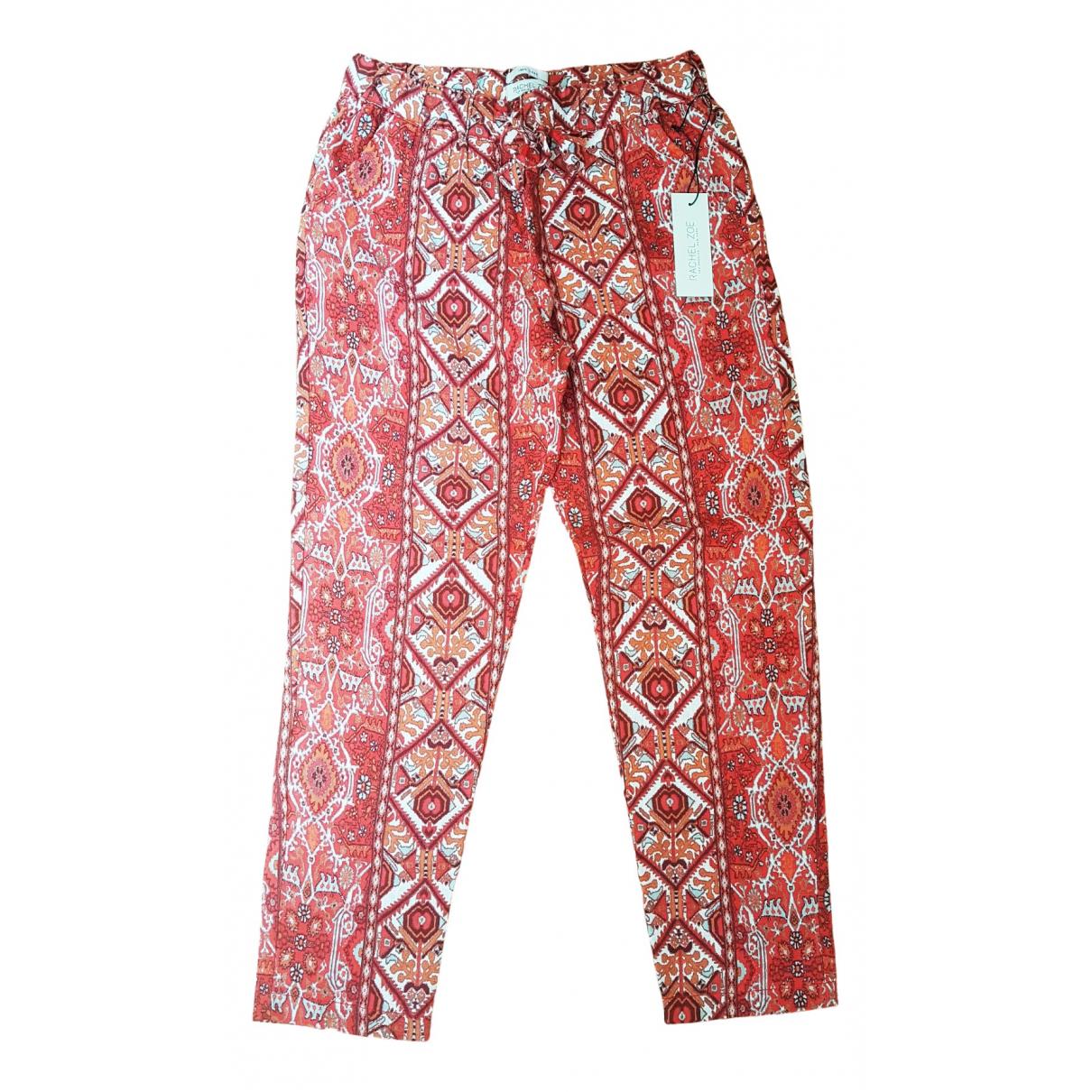 Pantalon de Lino Rachel Zoe