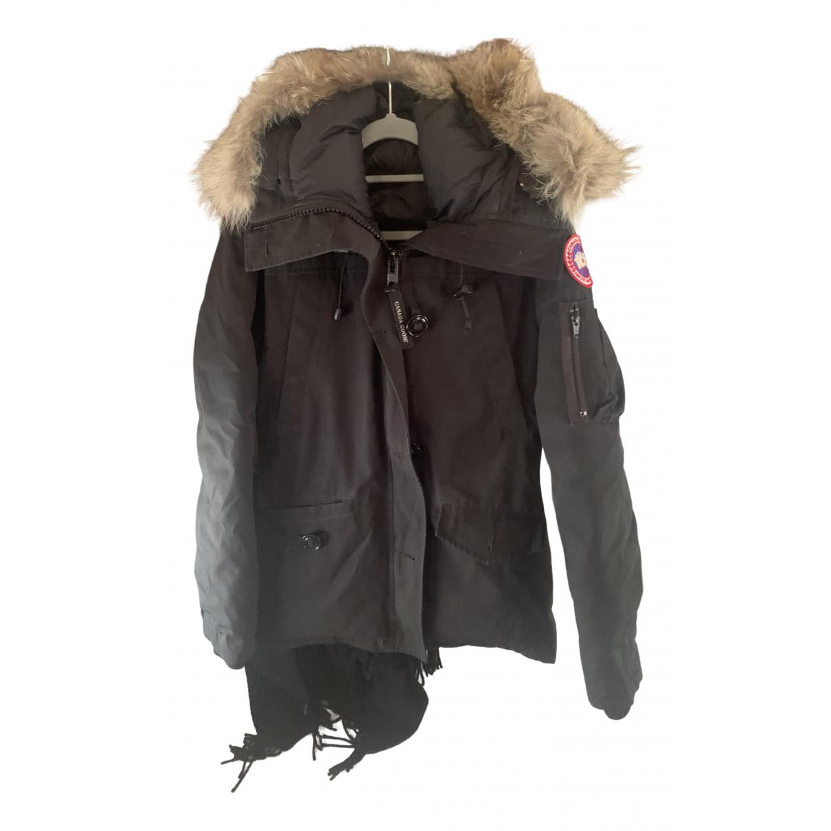 Canada Goose - Manteau Montebello pour femme - noir
