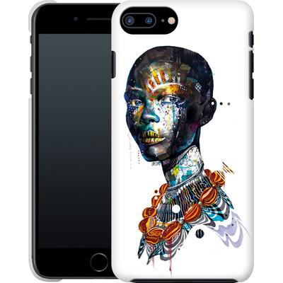 Apple iPhone 7 Plus Smartphone Huelle - Zebra von Minjae Lee