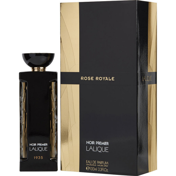 Rose Royale - Lalique Eau de parfum 100 ML